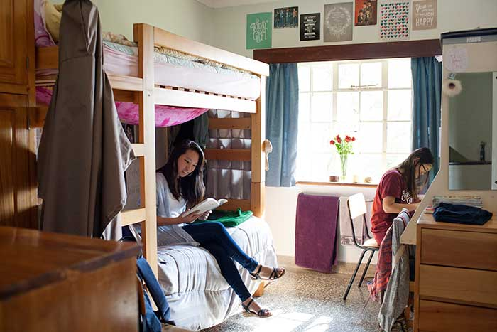 Dorm Life At Rift Valley Academy Kenya Boarding School