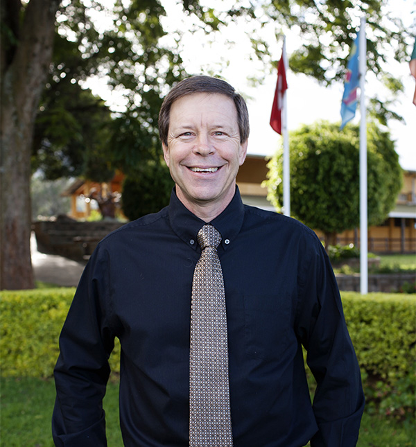 Superintendent Tim hall